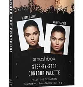 🆕 Smashbox Step by Step Contour Palette